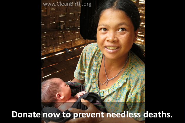 Donate now to prevent needless deaths.